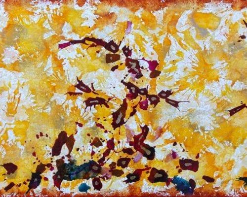 Ken Bonner Art   Desert Encounter