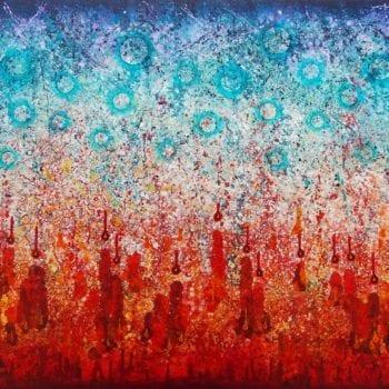 Ken Bonner Art | Fire and Ice
