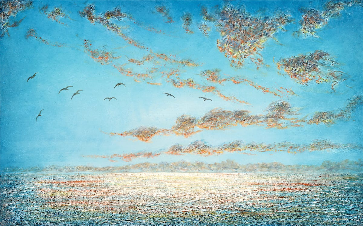 Homeward Bound | Ken Bonner Original Oil Paintings