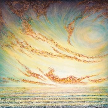 You Fill up my Senses | Ken Bonner Original Oil Paintings | Santa Fe New Mexico